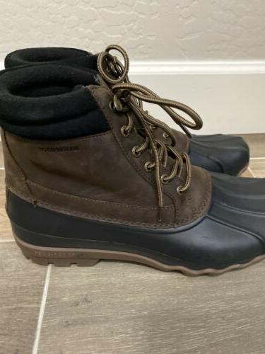 NEW Waterproof Duck Brewster Leather