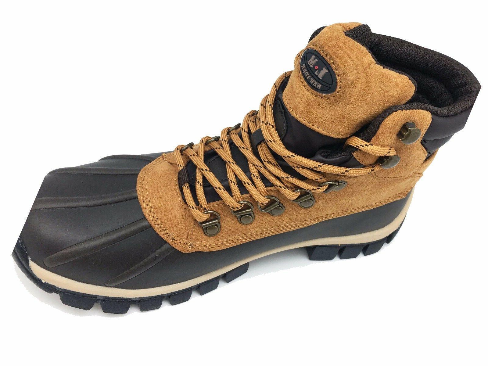 New Winter Men's Boots 2017