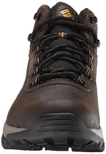 Columbia Newton Ridge Plus II Boot cordovan, squash 10.5 Wide