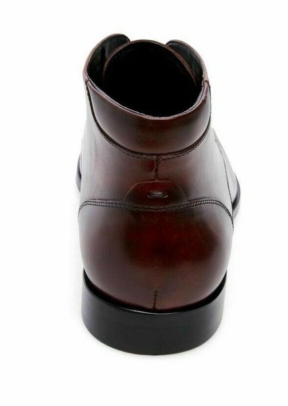 NWB Steve Size Leather Chukka