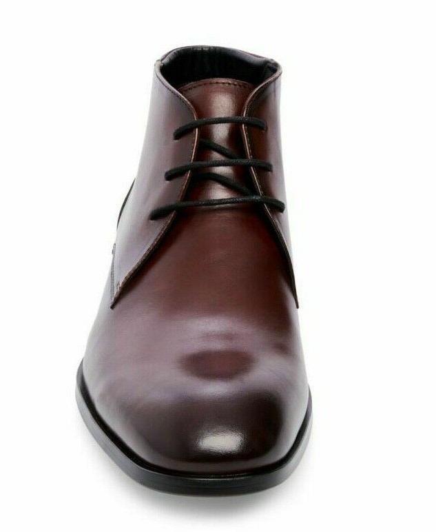 NWB Size 12 HASTINGS Leather Chukka