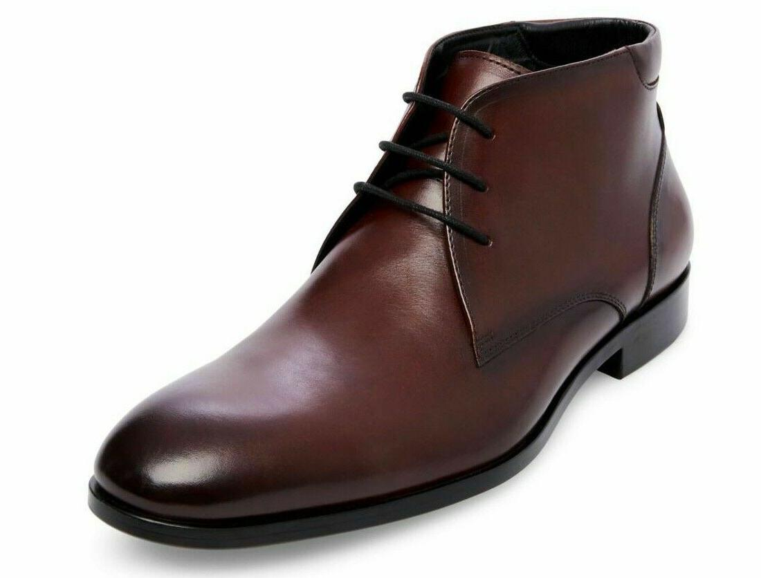 nwb mens size 12 hastings wine leather