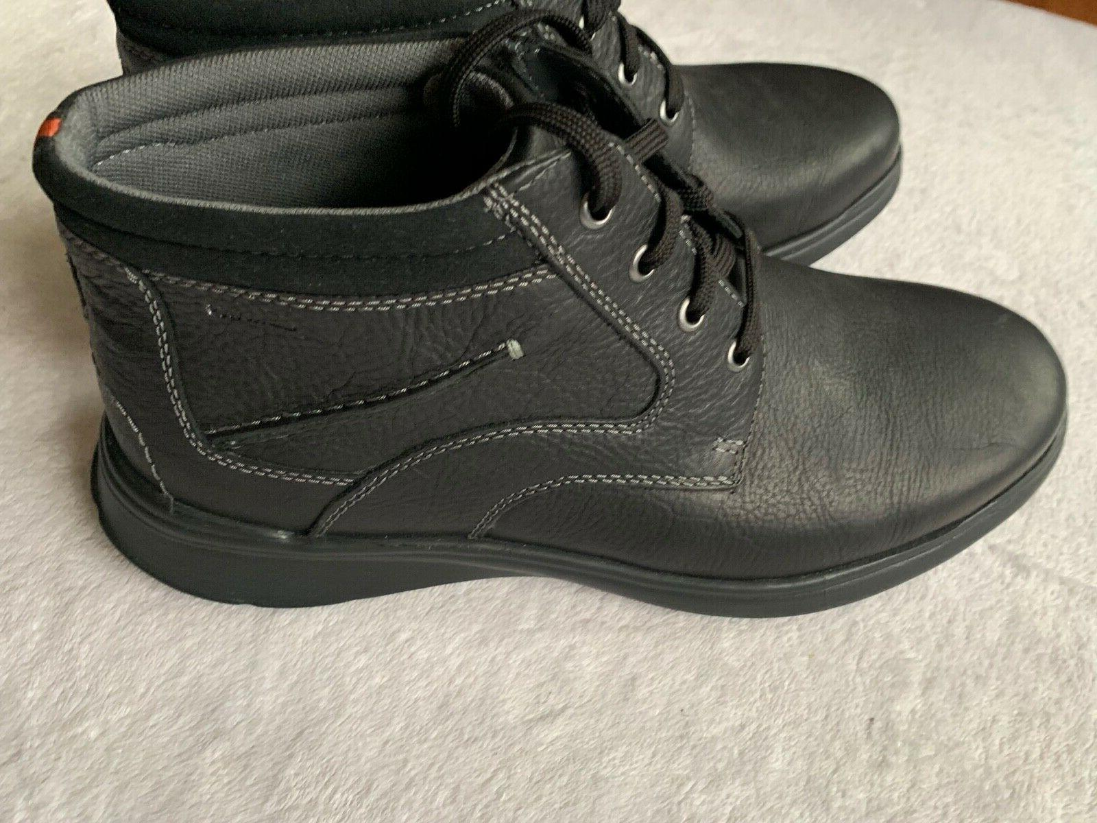 NWT RISE MEN'S CASUAL LIGHTWEIGHT BOOTS: