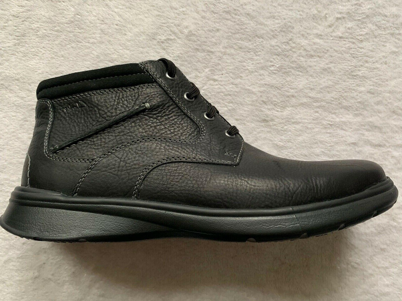 nwt cotrell rise men s black casual