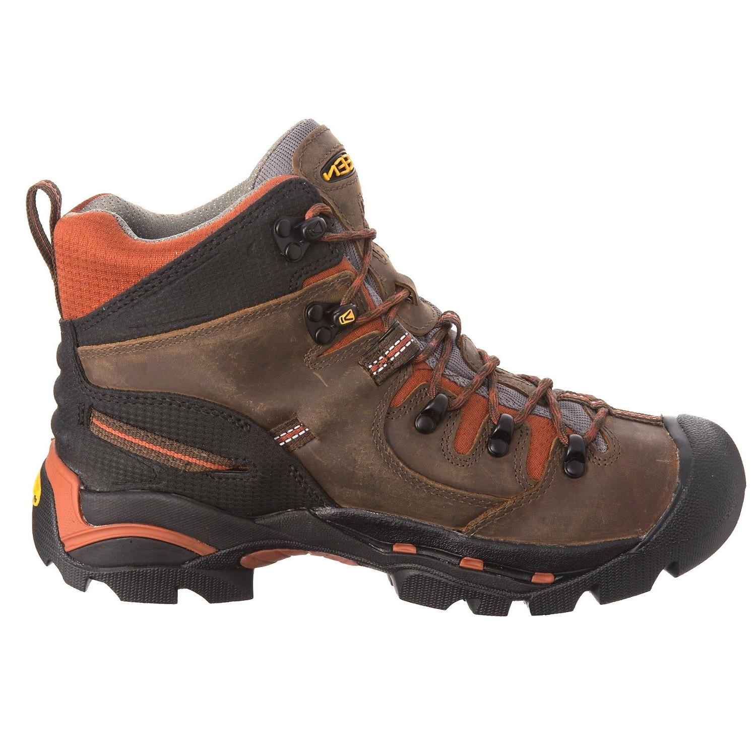 KEEN PITTSBURGH Mid Soft Work Hiker
