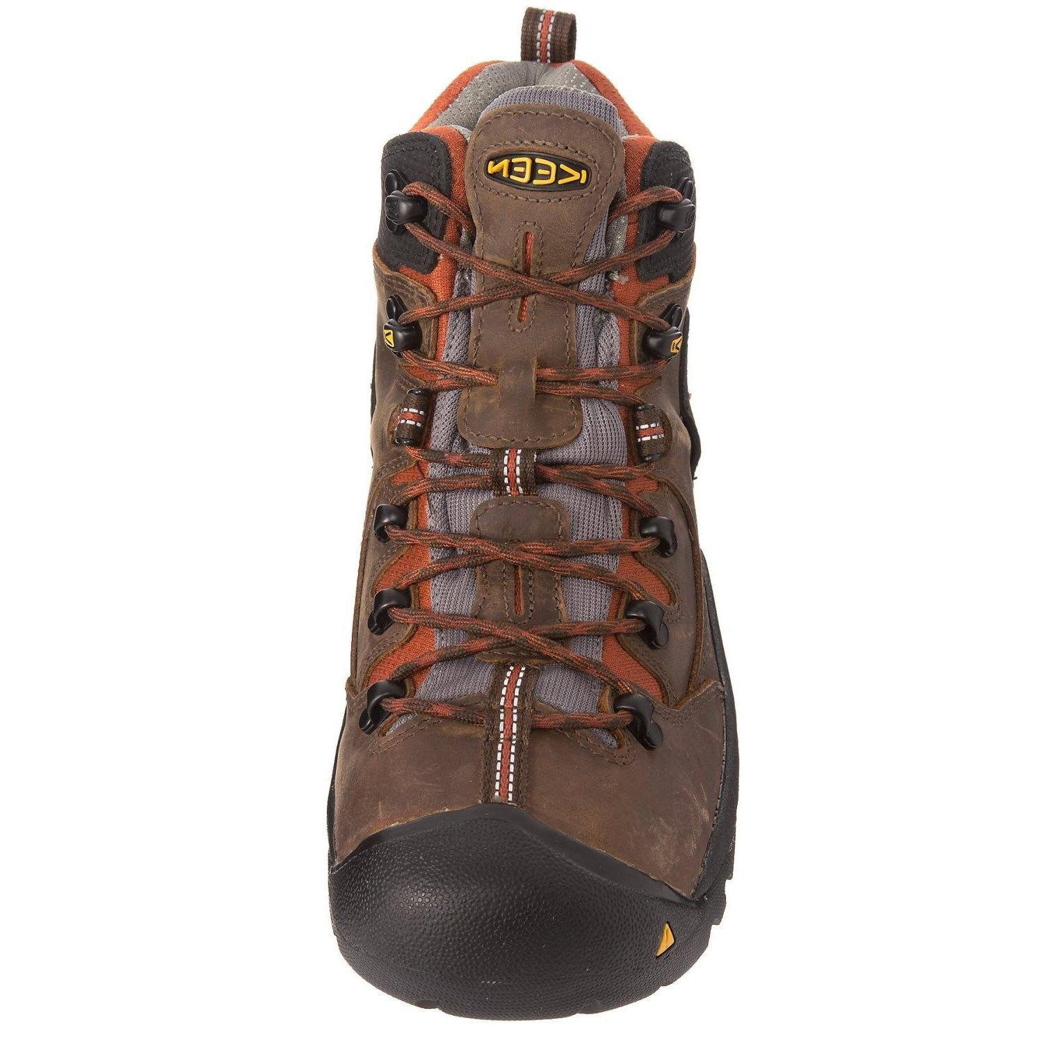 KEEN Mid Soft Toe Work Hiker