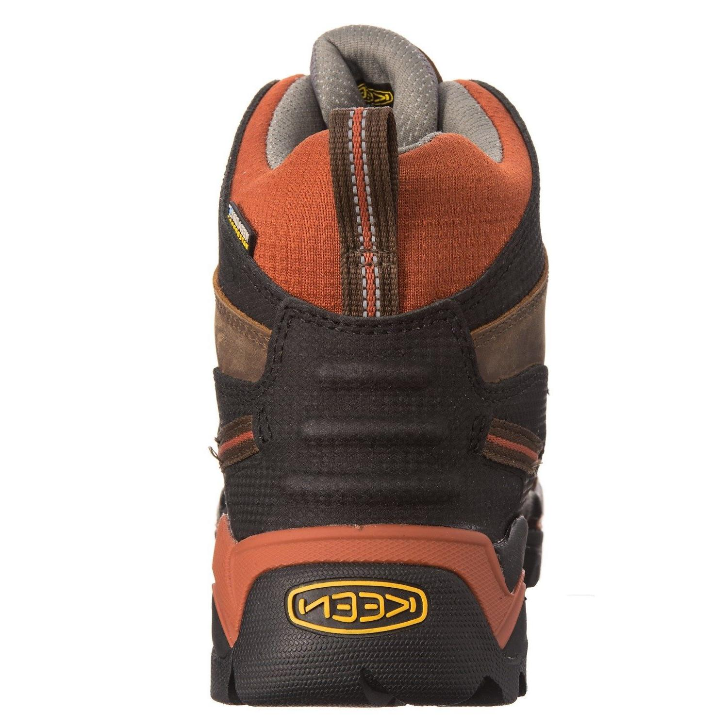 KEEN PITTSBURGH Mid Soft men's Work Hiker