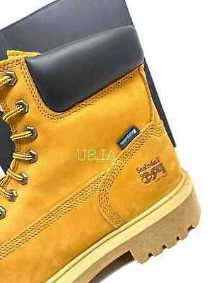 Timberland PRO Nubuck Yellow Size Men TB 0A22UK 713