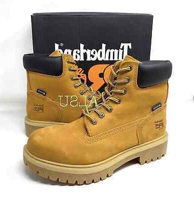 Timberland Nubuck Yellow Men 713