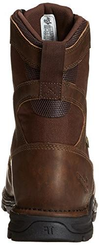 "Danner Men's 8"" Uninsulated Hunting Boot,Brown,8 US"