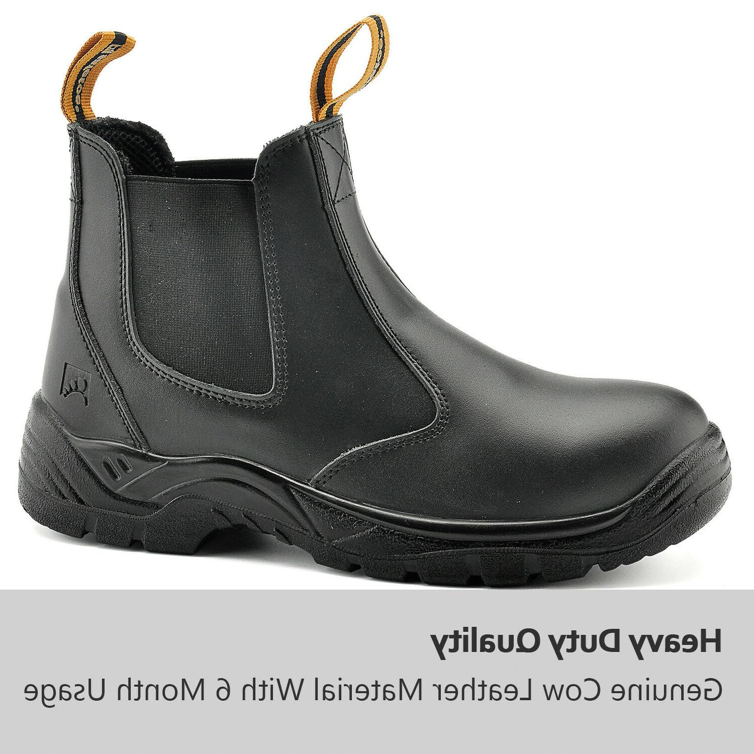 Safety Shoes Water on