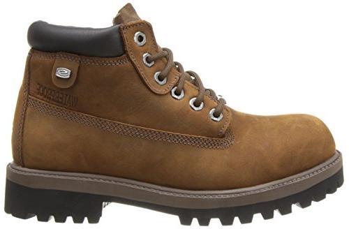 Mens Skechers Sergeants/Verdict Boots Brown