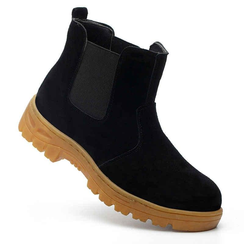 shoes <font><b>boots</b></font> <font><b>Steel</b></font> Anti-smashing anti-piercing Protection