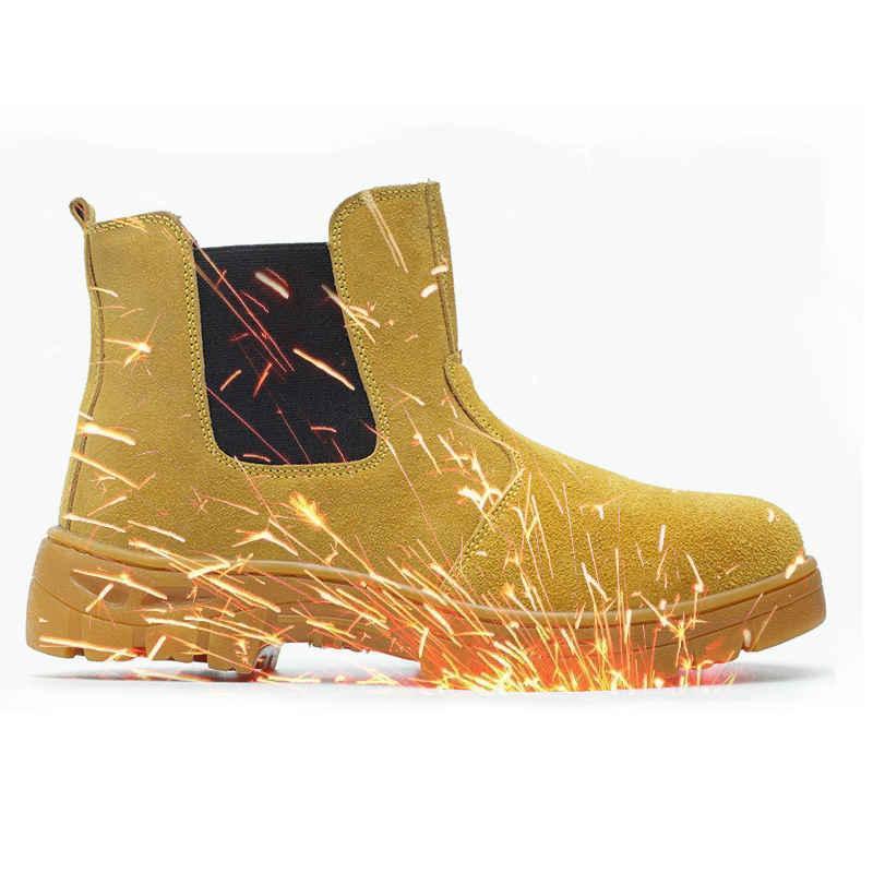 shoes <font><b>boots</b></font> <font><b>Steel</b></font> Anti-smashing <font><b>Men</b></font> Protection Safety