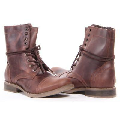 Steve Madden Shoes Troopah-C Boots Men Brown New