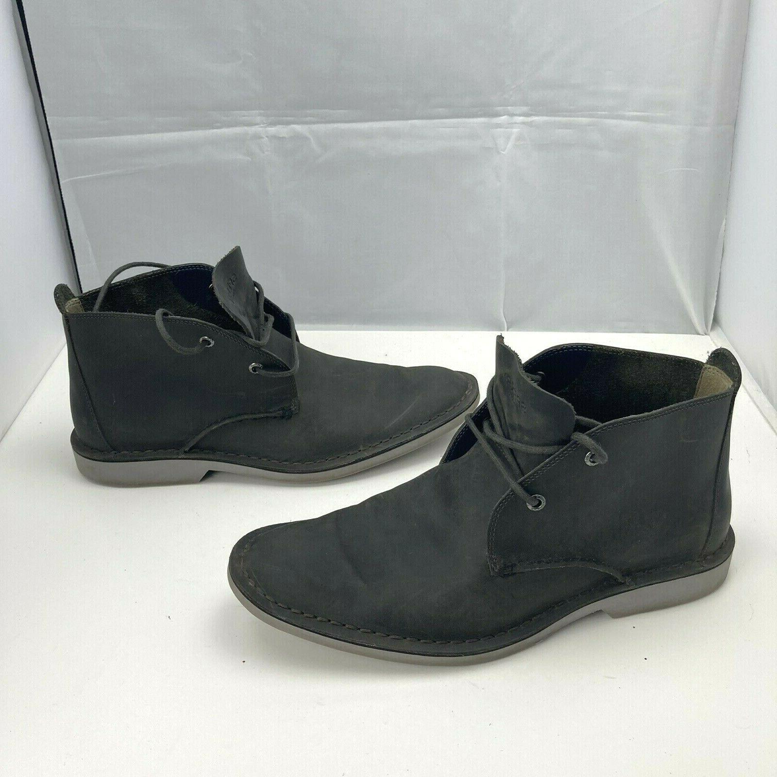 SPERRY Chukka Boots Lace Up Mens