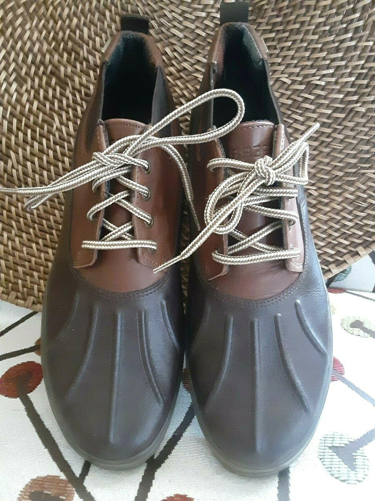 SPERRY TOP SIDER WEATHER Leather Chukka