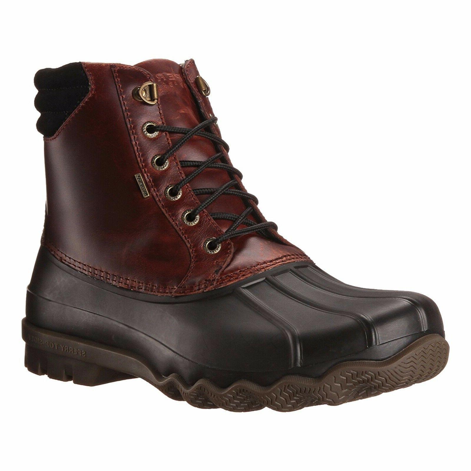 Sperry Top-Sider Men's Avenue Duck Boot Chukka Winter Boot B