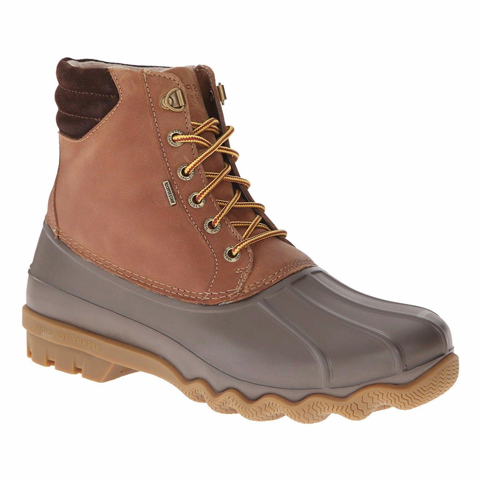 Sperry Top-Sider Men's Avenue Duck Boot Chukka Winter Boot T