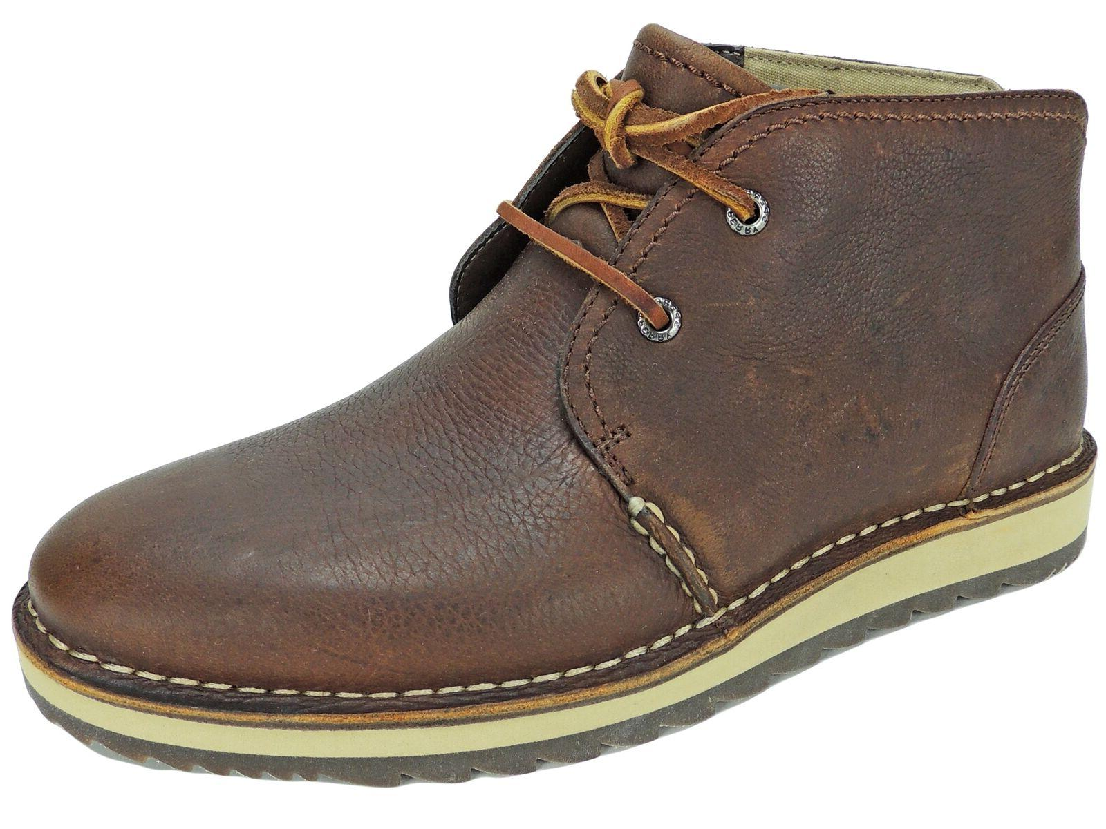 Sperry Top-Sider Men's Dockyard Chukka Boots Brown Leather S