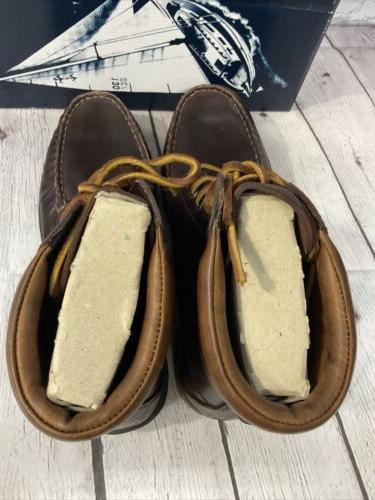 Sperry Top-Sider A/O Crepe Size New