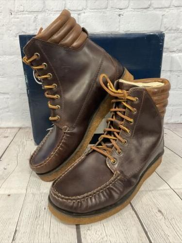 Sperry Men's Crepe Boots Size With Box