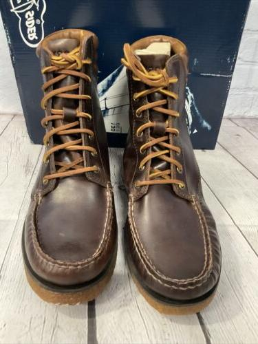 Sperry Top-Sider Men's A/O Crepe Boots Size New Box