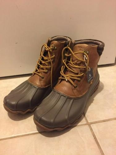 Sperry top-sider leather boots 11.5