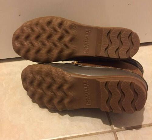 Sperry men's waterproof leather shoes 11.5 new