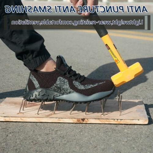 Mens Shoes Steel Bulletproof