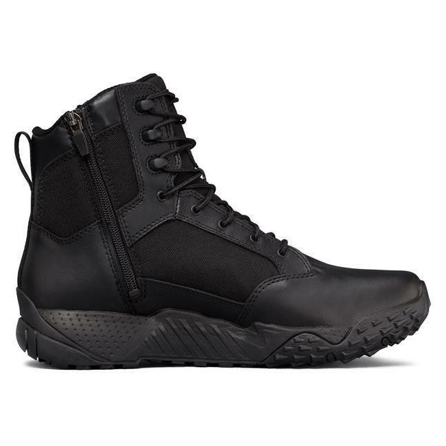 UNDER ARMOUR STELLAR SIDE-ZIP 1303129 BLACK 001 SIZES