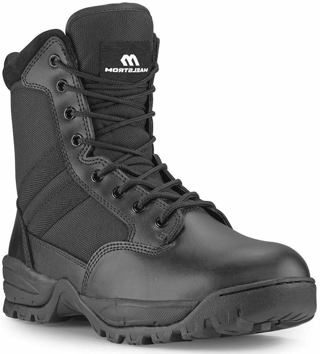 Maelstrom® FORCE 8'' Military Tactical Boots