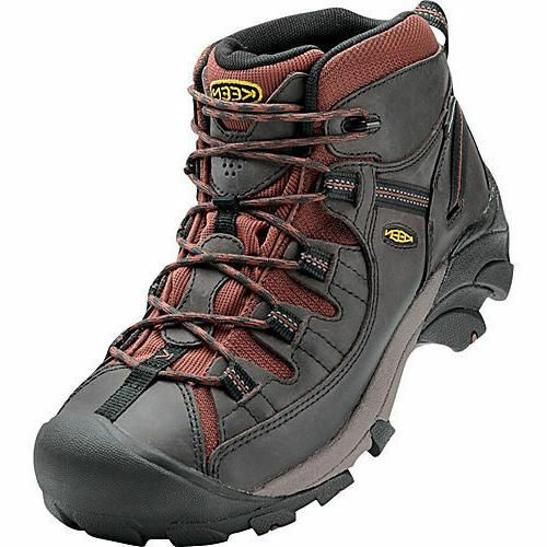 targhee ii mid waterproof hiking boots pair