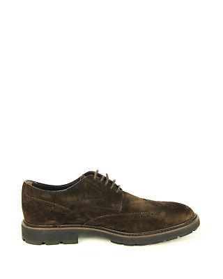 Tod's DERBY Leather Oxfords MORO XXM46A00C10RE0S800