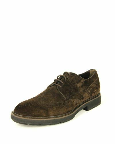 tod s men s derby shoes leather