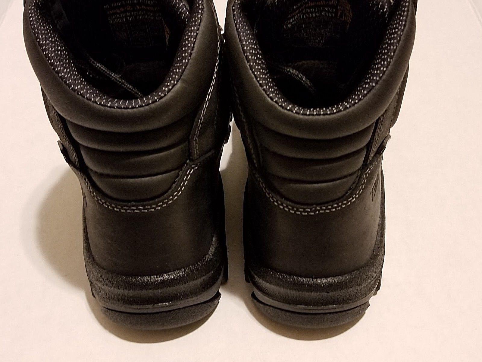 Met Steel Boots - Sz D
