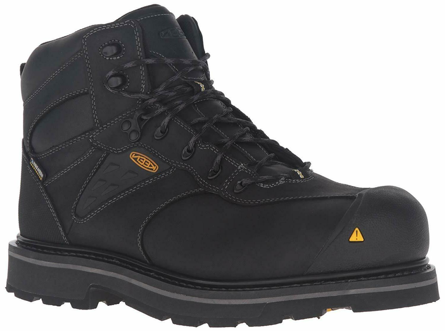 Keen Utility Men's 1015395 Tacoma Waterproof Composite Toe W