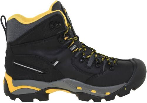 "Keen Utility Pittsburgh 6"" Steel Waterproof Work Style"