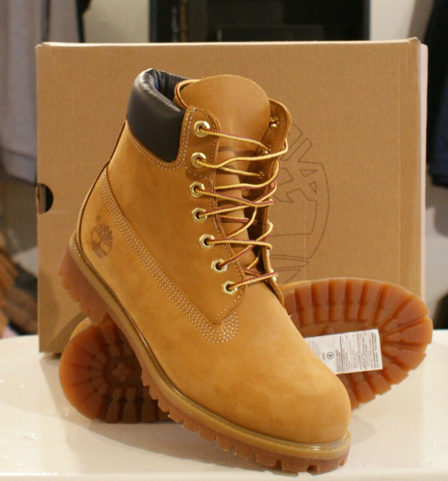 Timberland Nubuck 6 Classic Shoes New Men's