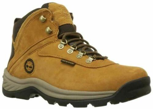 Timberland White Men's Hiking Shoes