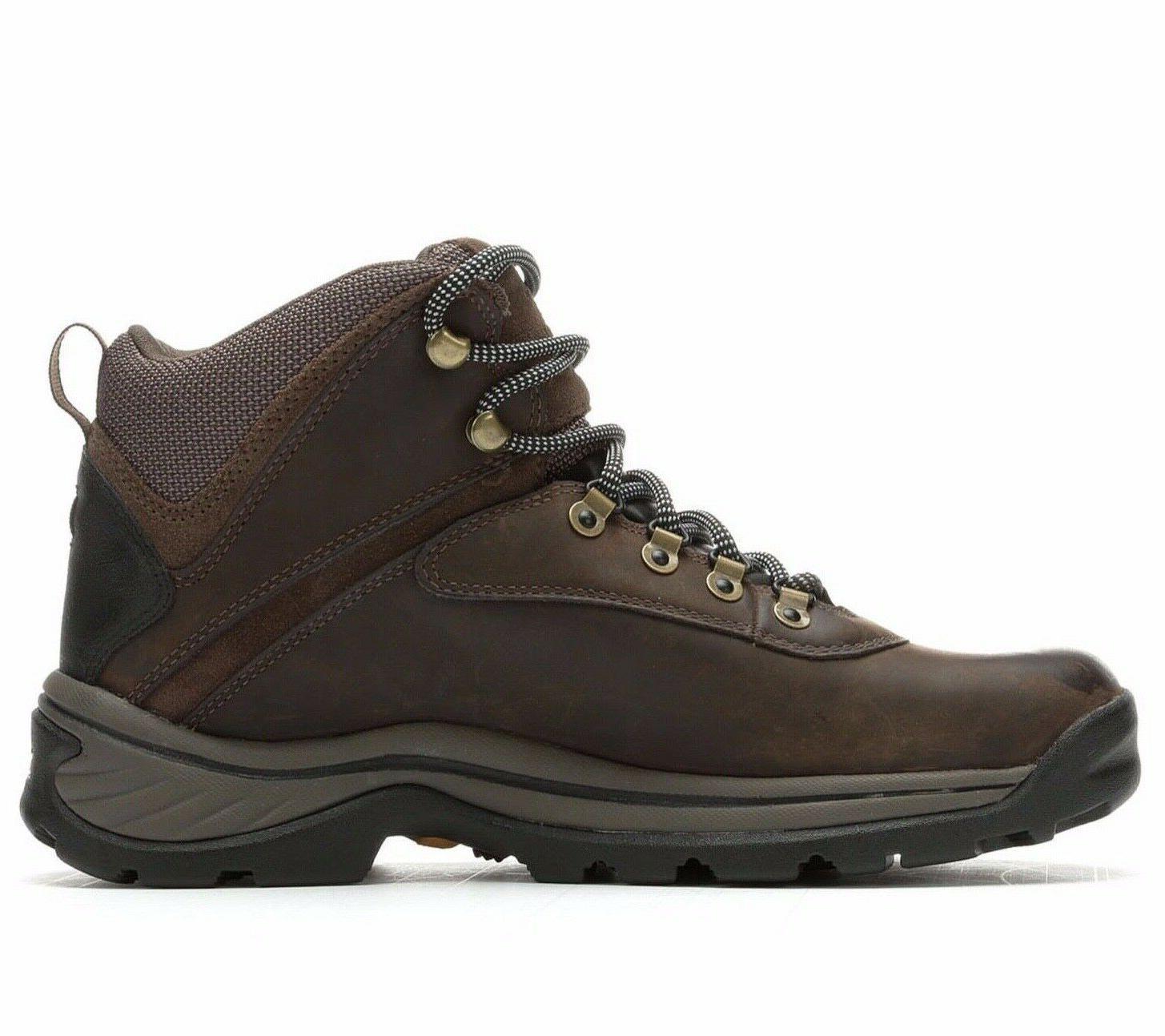 Timberland Waterproof Brown Leather Hiking 12135214