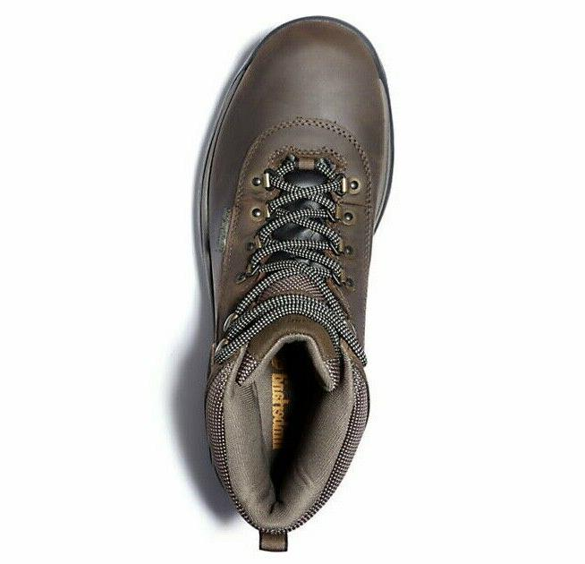 Timberland Ledge Waterproof Brown Leather Hiking 12135214 ~ALL