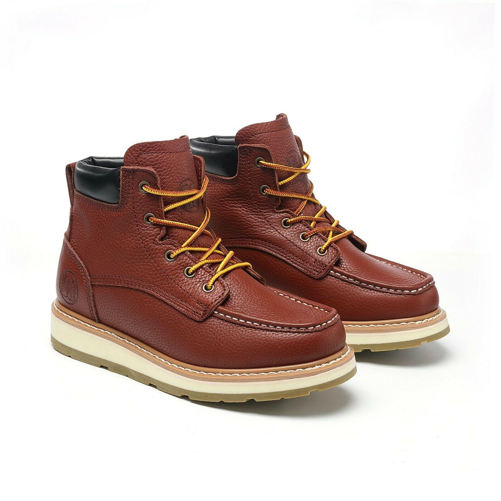 Work Soft/CT Working Shoes Genuine