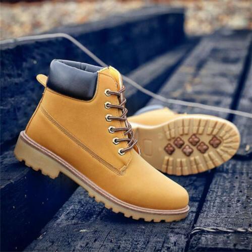 Men's Waterproof Boots Size