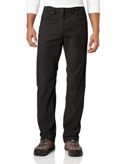 prAna Living Men's Brion 32-Inch Inseam Pant, 33, Dark Ginge