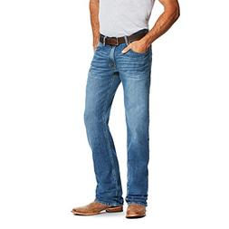 ARIAT Mens M2 Relaxed Legacy Stretch Boot Cut Jean 34 32 Bra