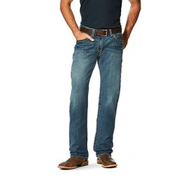 Ariat Men's M3 Loose Fit Straight Leg Jean, Gulch Boundary,