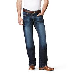 ARIAT Mens M4 Low Rise Adkins Stretch Boot Cut 34 34 Turnout