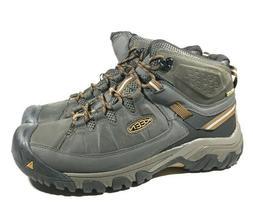 M5365 New Men's Keen Footwear Targhee III Mid Soft Toe Water