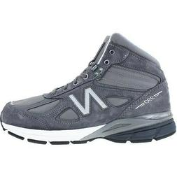 New Balance Made in USA Men's Shoes Mid Boots MO990GR4 Grey/
